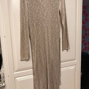 Anthropologie long sweater